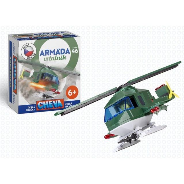 Obrázek produktu CHEVA 46 Armáda Vojenský vrtulník