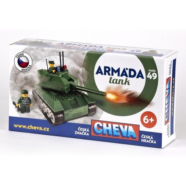 Obrázek produktu CHEVA 49 Armáda Tank