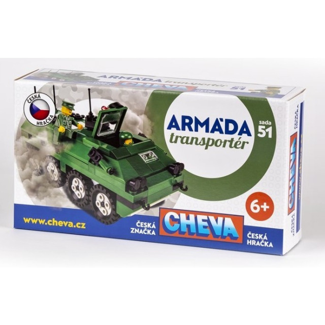 Obrázek produktu CHEVA 51 Armáda Obrněný transportér