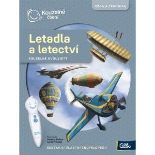 Obrázek 1 produktu Albi Kouzelné čtení Dvoulist - Letadla a letectví