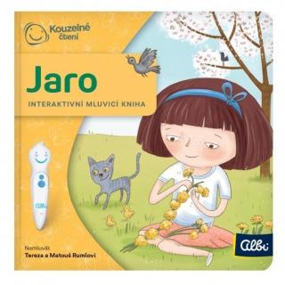 Obrázek 1 produktu Albi Kouzelné čtení Minikniha - Jaro