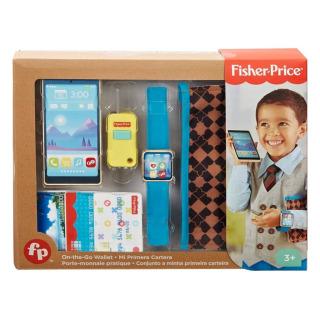 Obrázek 1 produktu Fisher Price Příruční taštička pro malé podnikatele, Mattel GGT58