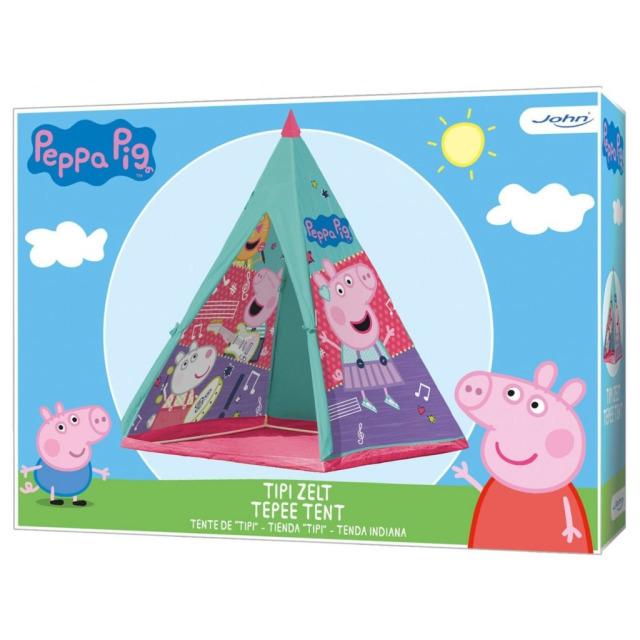 Obrázek produktu John Teepee stan Peppa Pig  100 x 100 x 140 cm