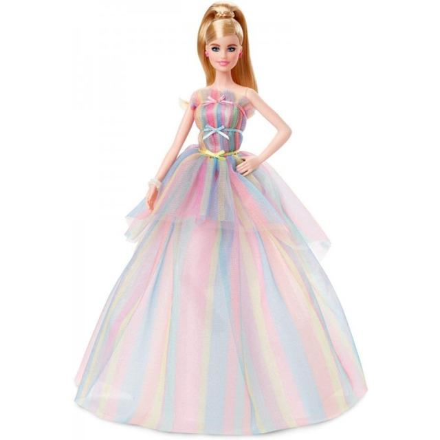 Obrázek produktu Barbie Sběratelská Narozeninová Barbie, Mattel GHT42