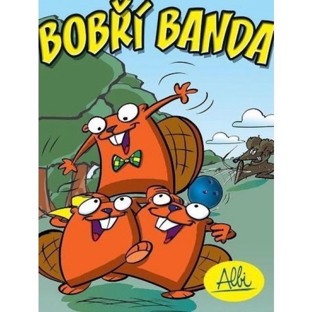 Obrázek produktu Albi Bobří banda, karetní hra