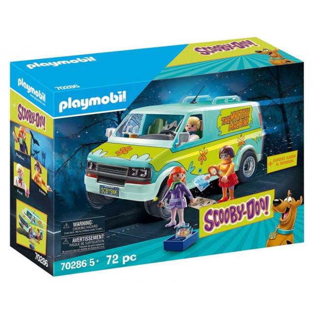 Obrázek produktu Playmobil 70286 SCOOBY-DOO! Mystery machine