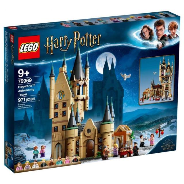 Obrázek produktu LEGO Harry Potter™ 75969 Astronomická věž v Bradavicích