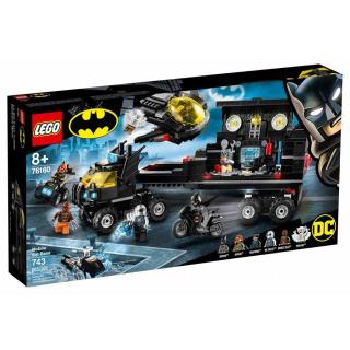 Obrázek 1 produktu LEGO Super Heroes 76160 Mobilní základna Batmana