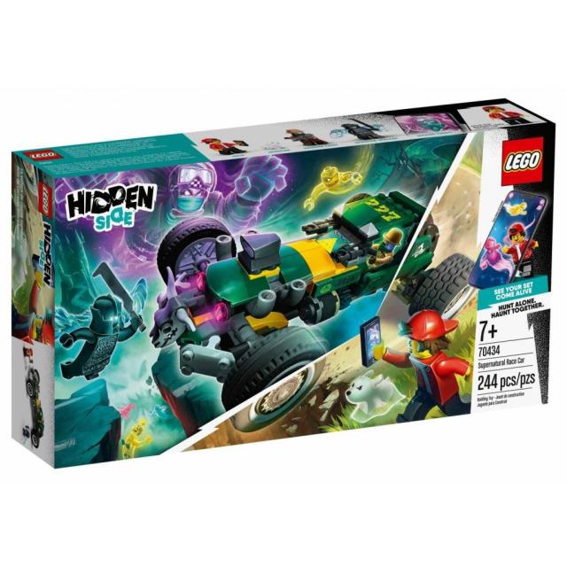 Obrázek produktu LEGO Hidden Side 70434 Nadpřirozený závoďák