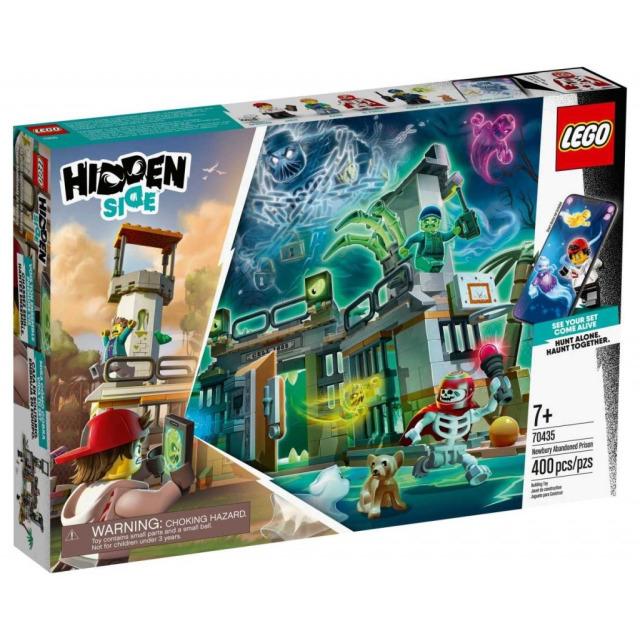Obrázek produktu LEGO Hidden Side 70435 Opuštěná věznice v Newbury