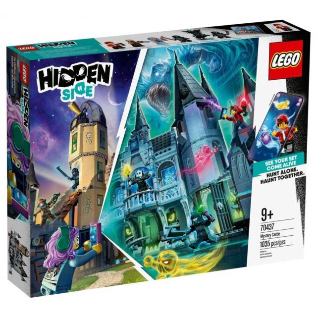 Obrázek produktu LEGO Hidden Side 70437 Tajemný hrad