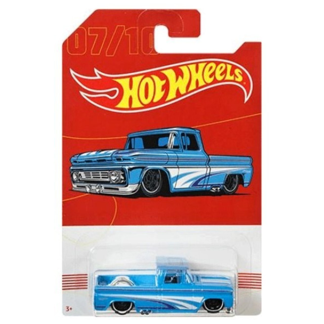 Obrázek produktu Hot Wheels Custom Chevy Pickup, Mattel GBC13