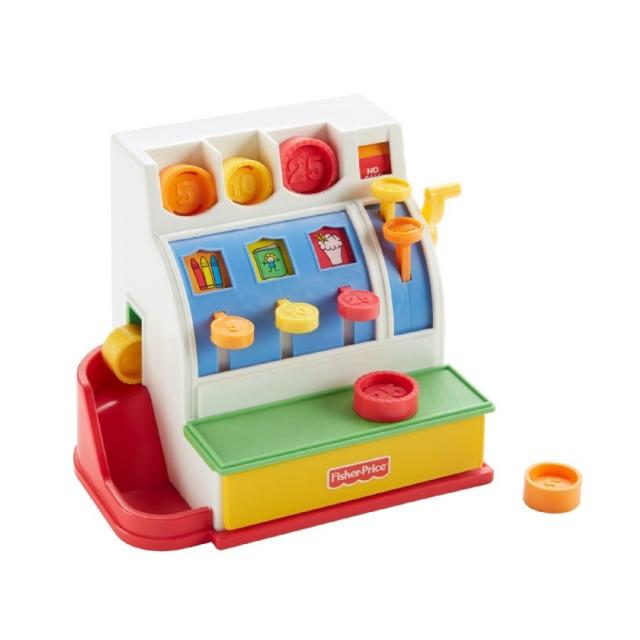 Obrázek produktu Fisher Price Registrační pokladna, Mattel 72044