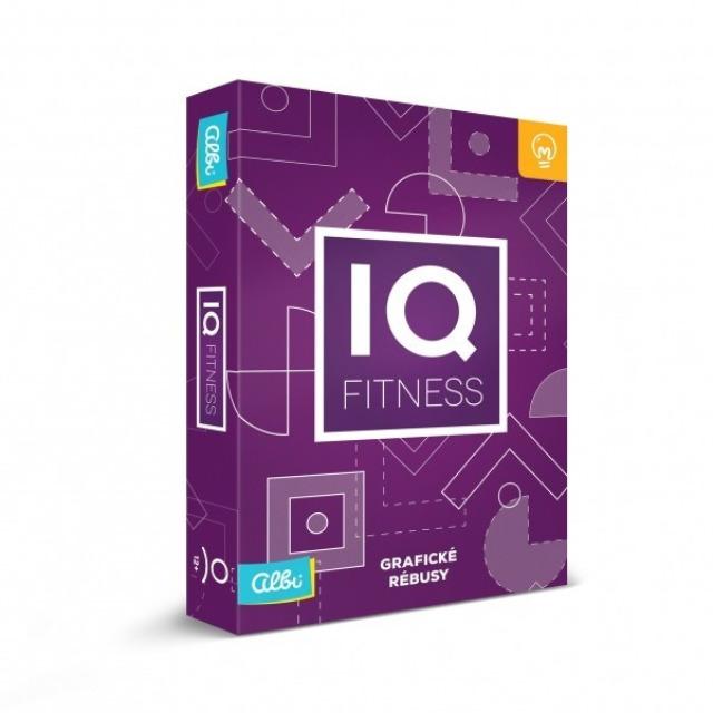 Obrázek produktu Albi IQ Fitness Grafické rébusy