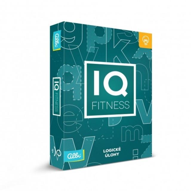 Obrázek produktu Albi IQ Fitness Logické úlohy