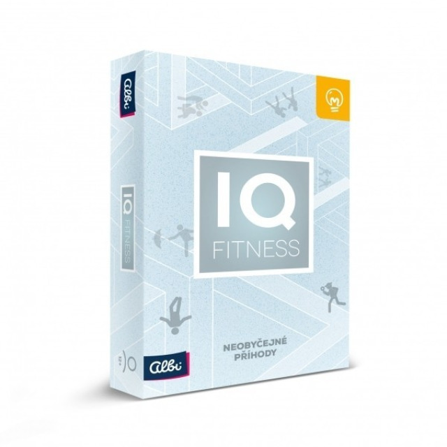 Obrázek produktu Albi IQ Fitness Neobyčejné příhody