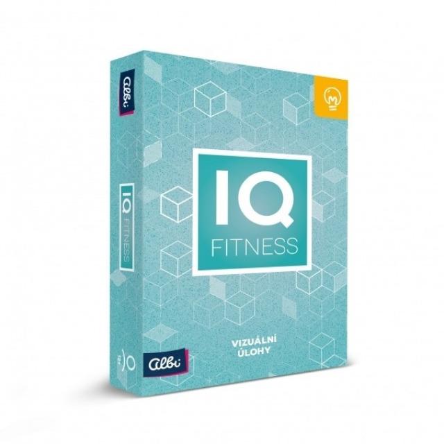 Obrázek produktu Albi IQ Fitness Vizuální úlohy