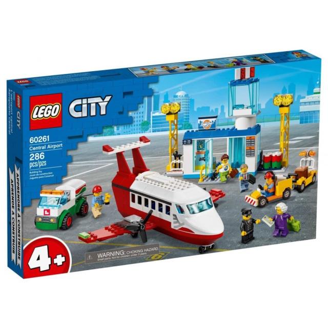 Obrázek produktu LEGO CITY 60261 Hlavní letiště