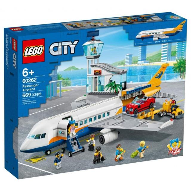 Obrázek produktu LEGO CITY 60262 Osobní letadlo