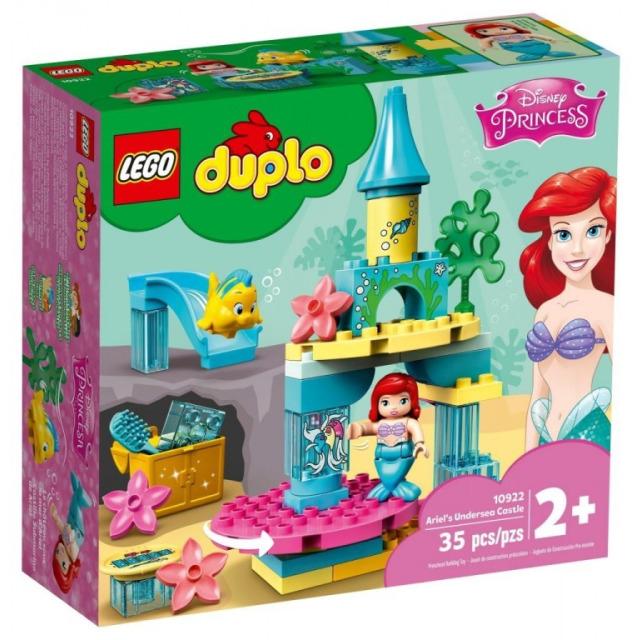 Obrázek produktu LEGO DUPLO 10922 Arielin podmořský zámek