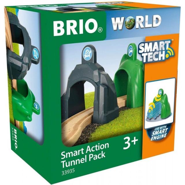 Obrázek produktu BRIO 33935 Smart Tech Akční tunely