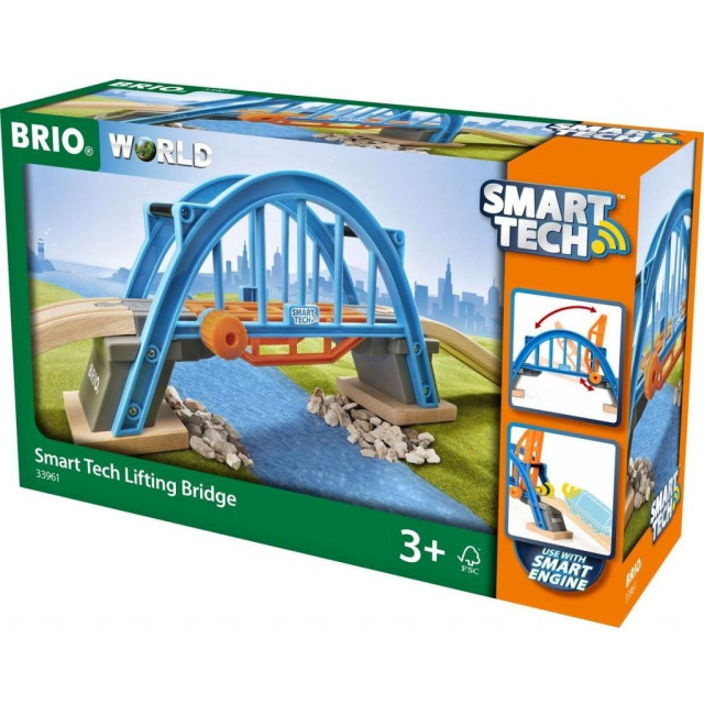 Obrázek produktu BRIO 33961 Smart Tech Most
