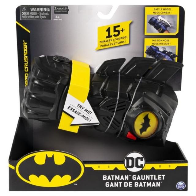 Obrázek produktu Spin Master Batman Zvuková akční rukavice