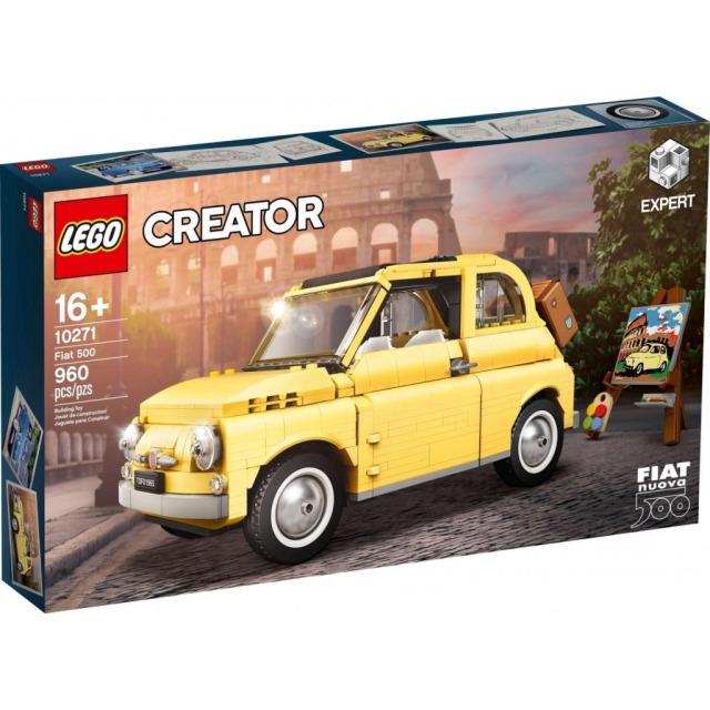 Obrázek produktu LEGO Creator 10271 Fiat 500