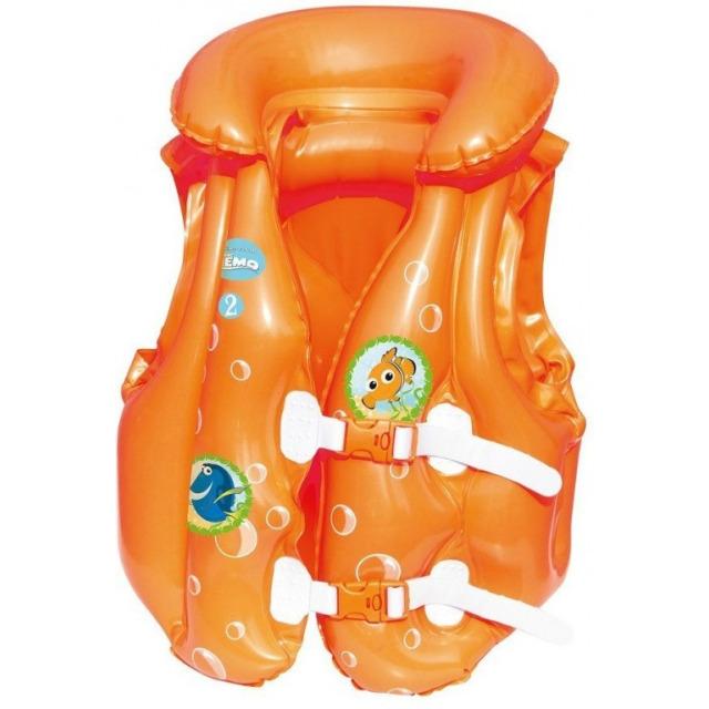 Obrázek produktu BestWay Nafukovací vesta plavací Hledá se Nemo, 51x46 cm