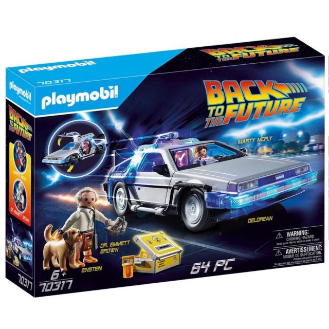 Obrázek produktu Playmobil 70317 Back to the Future DeLorean