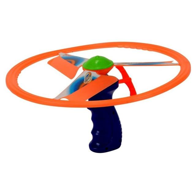 Obrázek produktu Simba Létající disk na natažení oranžový