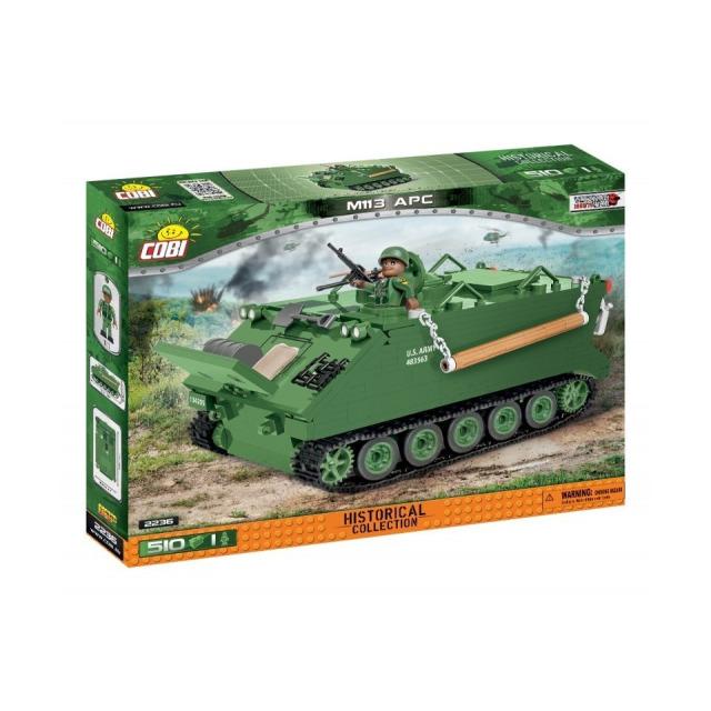 Obrázek produktu Cobi 2236 Vietnam War Americký obrněný transportér M113