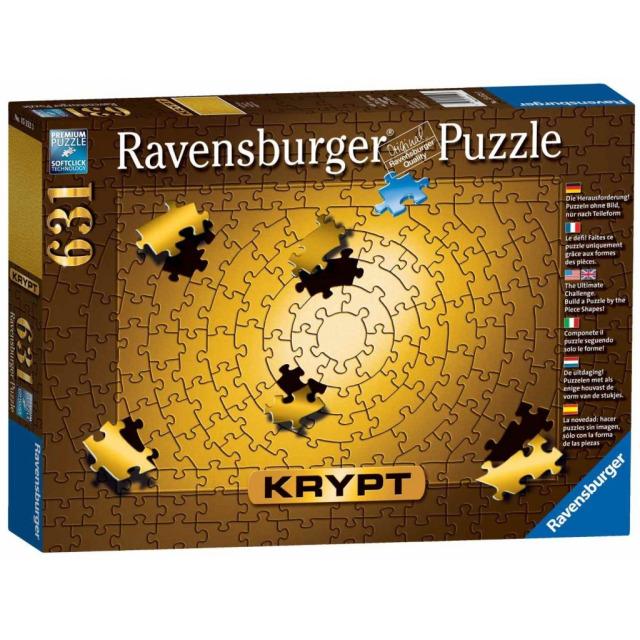 Obrázek produktu Ravensburger 15152 Puzzle Krypt Gold, 631 dílků