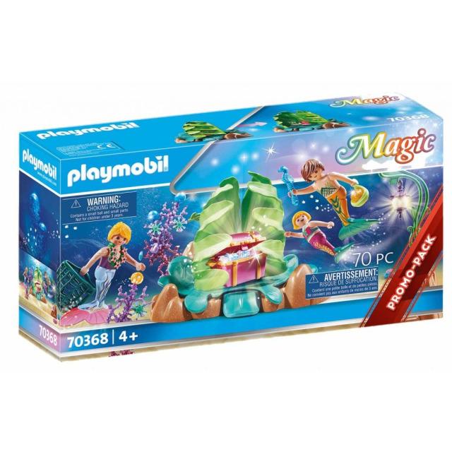 Obrázek produktu Playmobil 70368 Korálový salon mořských panen