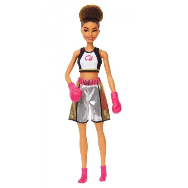 Obrázek produktu Mattel Barbie Boxerka, GJL64