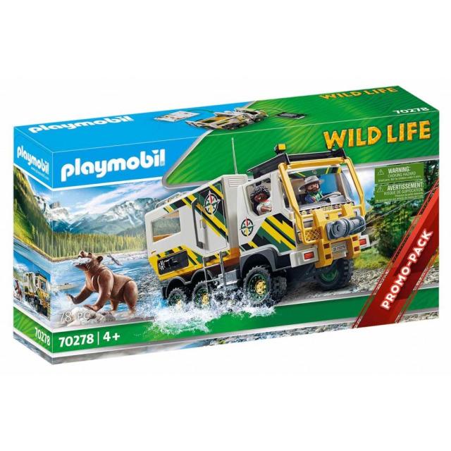 Obrázek produktu Playmobil 70278 Expediční Truck