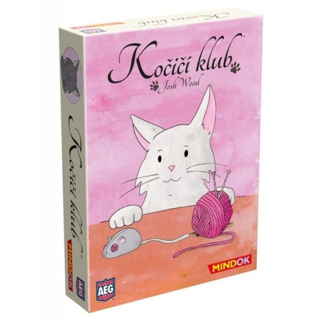 Obrázek produktu Kočičí klub, Mindok