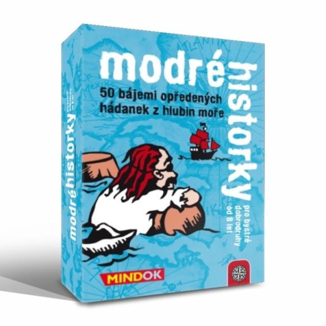 Obrázek produktu Mindok Modré historky, karetní hra