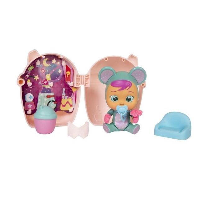 Obrázek produktu Panenka Cry Babies magické slzy lasturový domeček