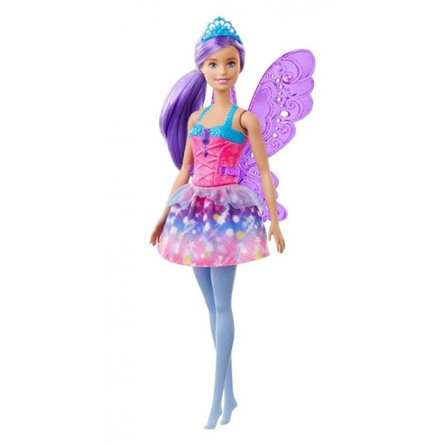 Obrázek produktu Mattel Barbie Kouzelná víla Dreamtopia, GJK00