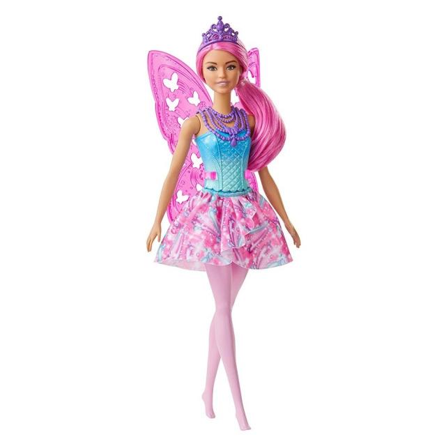 Obrázek produktu Mattel Barbie Kouzelná víla Dreamtopia, GJJ99