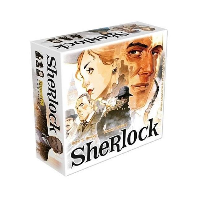 Obrázek produktu Granna Sherlock, společenská hra