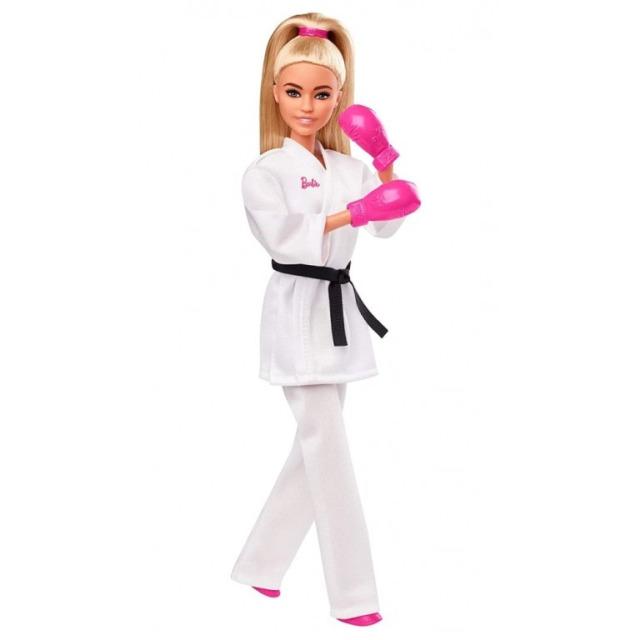Obrázek produktu Mattel Barbie Karate Tokyo 2020, GJL74