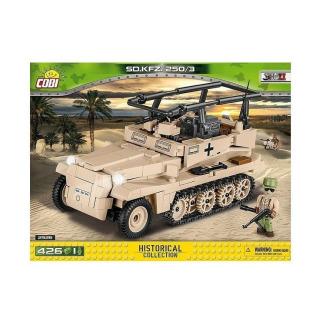 Obrázek 1 produktu Cobi 2526 SMALL ARMY – Sd.Kfz 250/3 (DAK)