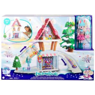 Obrázek 1 produktu ENCHANTIMALS Horská chata, Mattel GJX50