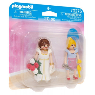 Obrázek 1 produktu Playmobil 70275 Nevěsta a švadlena