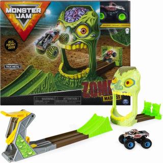 Obrázek 1 produktu Spin Master Monster Jam Zombie dráha