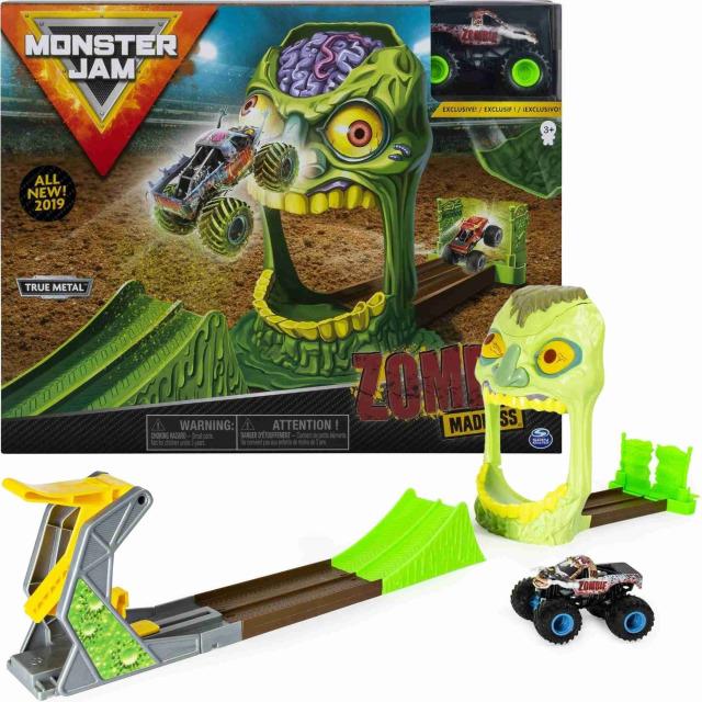 Obrázek produktu Spin Master Monster Jam Zombie dráha