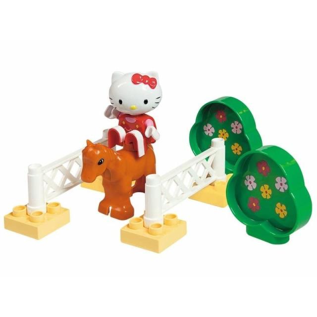 Obrázek produktu PlayBIG Bloxx Hello Kitty na koni