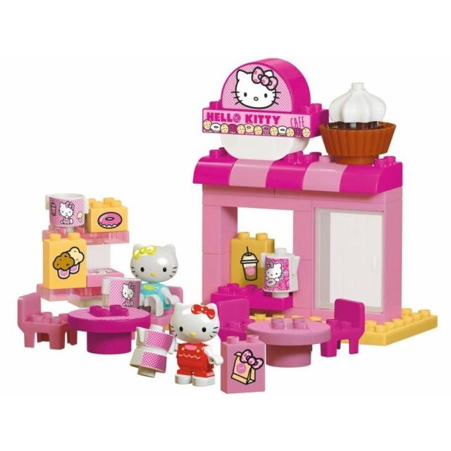 Obrázek produktu PlayBIG Bloxx Hello Kitty kavárna